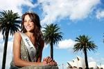 <p>Newly crowned Miss Universe Australia Rachael Finch from Townsville. Pic. Cameron Richardson</p>
