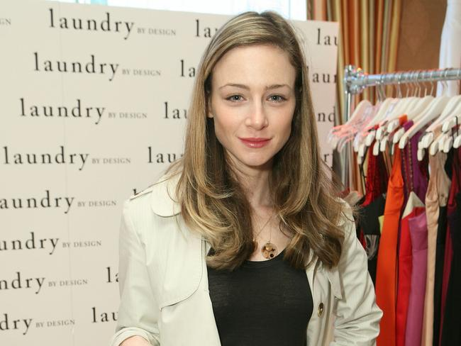 Actress Katharine Towne: Charlie kept the cats. Picture: Becky Sapp/Getty Images for MediaPlacement