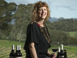 Supplied Editorial Paracombe Wines' Kathy Drogemuller