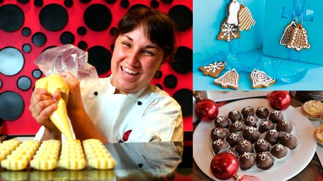 christmas treats to make and share herald sun