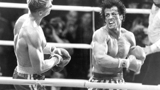 Rocky memorabilia auction: Sylvester Stallone movie relics ...