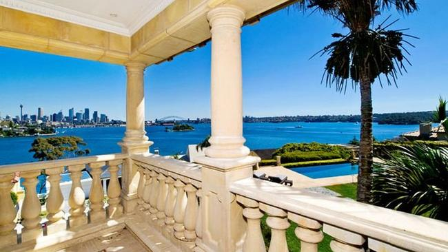 The grand 1508sq m estate could fetch its $40 million asking price as a nearby non-waterfront home sold last week for about $30 million.