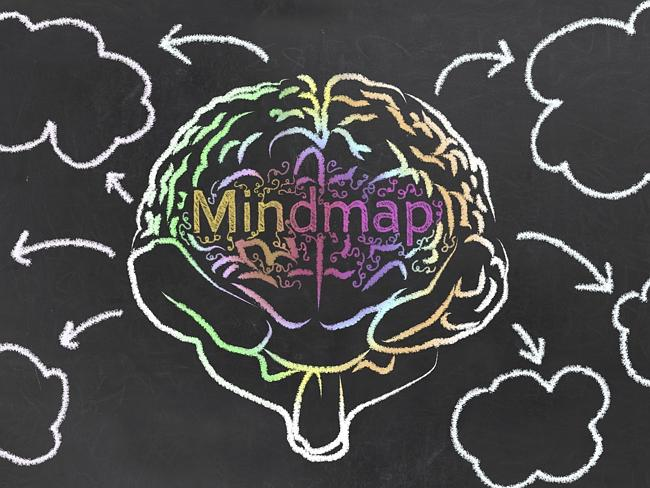 The Simple Mind app is a great tool for mind mapping.
