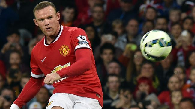 Wayne Rooney has benefitted from van Gaal's arrival.