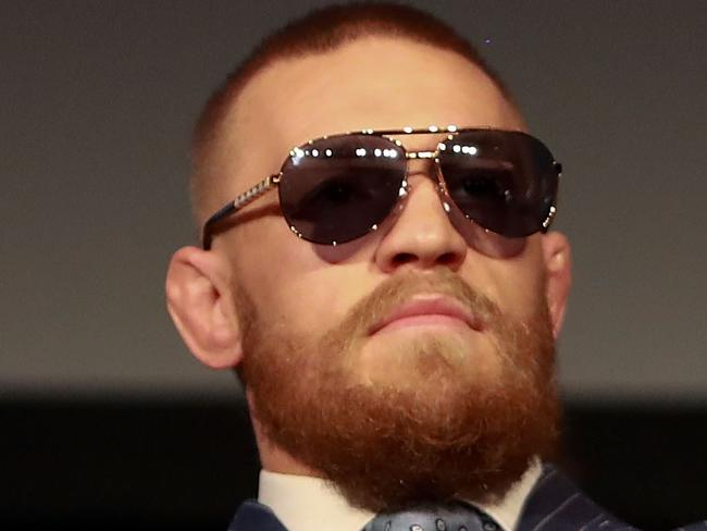 What is Conor McGregor smoking?