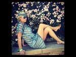 COACHELLA 2014: American socialite Nicky Hilton. Picture: Instagram