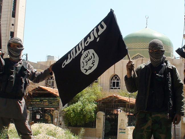 A new wave of radicalised thugs spreading across Europe. Picture: Balkis Press/Sipa USA