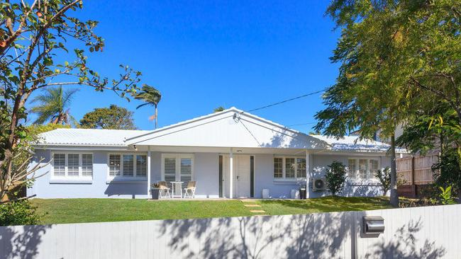 A four-bedroom house in Jenee St, Jindalee in Queensland is priced at $625,000. Picture: realestate.com.au