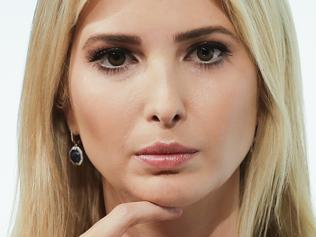 Ivanka Trump, daughter and adviser of U.S. President Donald Trump, attends a panel of the W20 Summit in Berlin Tuesday, April 25, 2017. The conference aims at building support for investment in women's economic empowerment programs.. (AP Photo/Markus Schreiber)