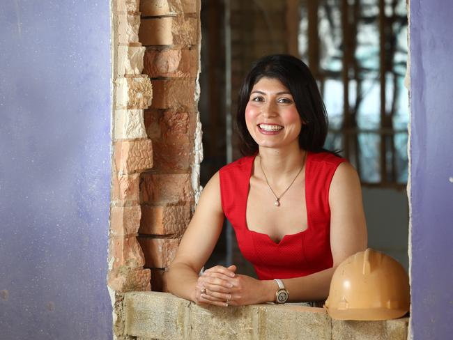 Marissa Schulze says young investors should first build a good savings habit. Photo: Tait Schmaal.