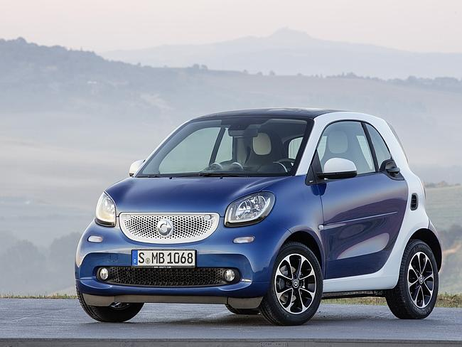 No word on Australia ... the ForTwo will go on sale in Europe later this year priced from €11,000 ($15,900), but Mercedes-Benz is yet to confirm the model for introduction Down Under.