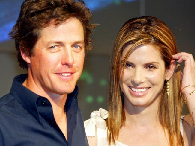 Rules Of A Gentleman No 345 If You Truly Love Her You D: Hugh Grant Has Dished On Working With Julia Roberts, Renée