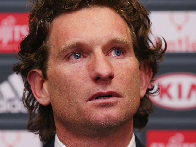 'Hird drove himself to the ICU'