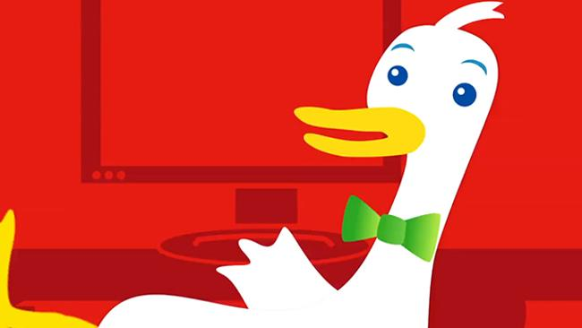 Duck Duck Go is a new anonymous search engine.