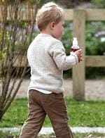 <p>Prince Christian at Zoodoo near Richmond today Pic. Kochanowski Raoul</p>