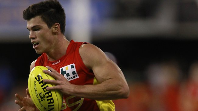 Reward ... Jaeger O'Meara named Best First Year Player.
