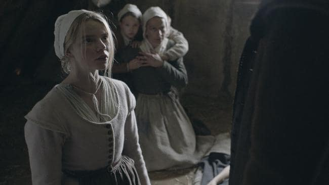 Critics are buzzing about The Witch, described by one as one of the scariest movies in years. Picture: Supplied