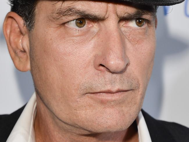 Charlie Sheen blasts former co-star