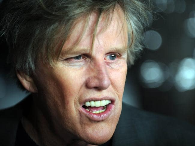 Connection ... Actor Gary Busey says his Point Break co-star Patrick Swayze's ghost has visited him.