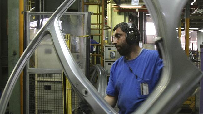 The automotive industry sees an open Iran as a significant business opportunity. Picture: AP.