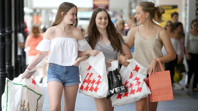 The new laws, if passed, will create jobs and give shoppers more options. Picture: Jono Searle