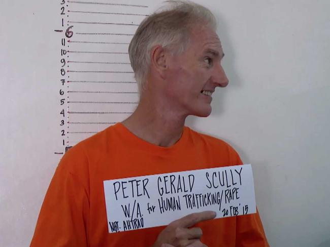 Peter Scully.