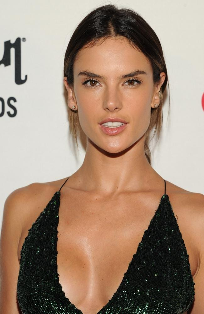 Judgement day ... part of Alessandra Ambrosio's duties on Australia's Next Top Model will include sending one of the girls home. Picture: Getty Images
