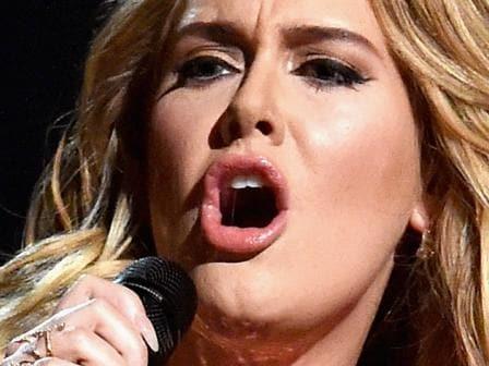 Adele fans score 'free' concert