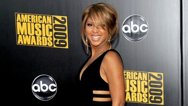 Missing Toni Braxton's gemstone? Don't worry, there's an encore coming soon. Picture: AP Photo