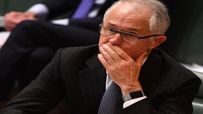 Newspoll: Turnbull fails to spin corner