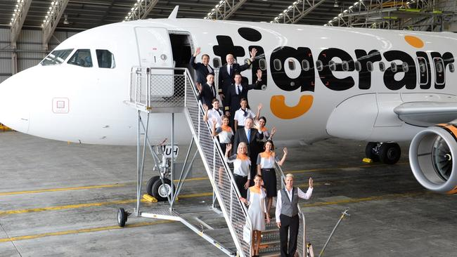 Tigerair has been in the process of rebuilding its image since being bought by Virgin Australia. Picture: James Morgan.