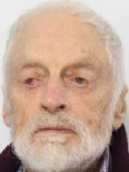 Leslie Southwell, 88, was found dead after he went missing while hiking with friends.