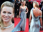 Naomi Watts walks the red carpet at the Cannes International Film Festival 2014. Pictures: Getty