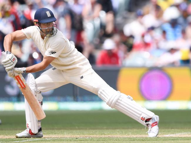 Alastair Cook was too tentative.