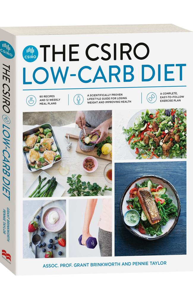 csiro low carb diet book pdf