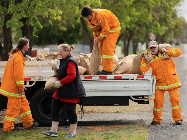 Victoria Floods Alerts Rescues Road Closures On Thursday