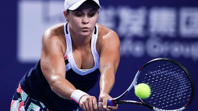 Ashleigh Barty will be seeded at the Australian Open. Picture: AFP