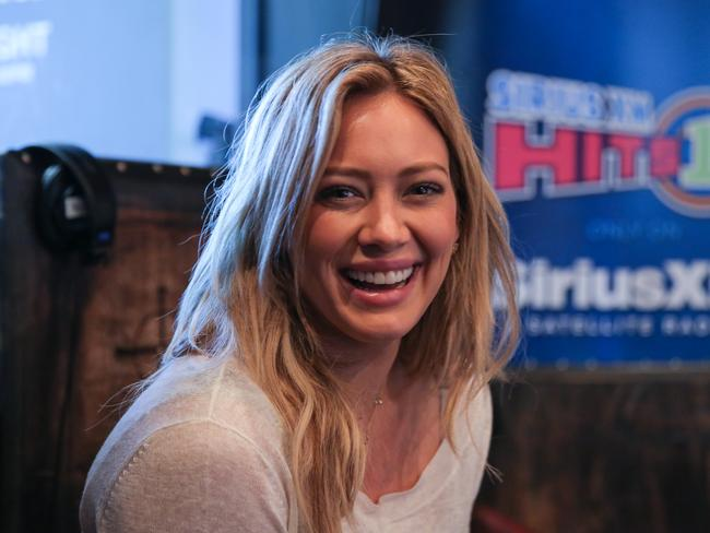 Hilary Duff is yet to respond to the photo hacking.