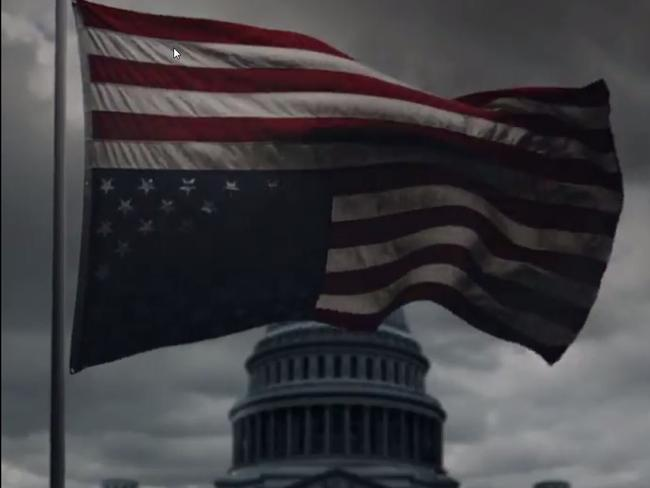Netflix takes stab at Trump with teaser