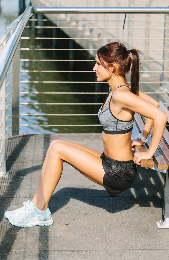 How Kayla Itsines Is Changing the Face of Fitness