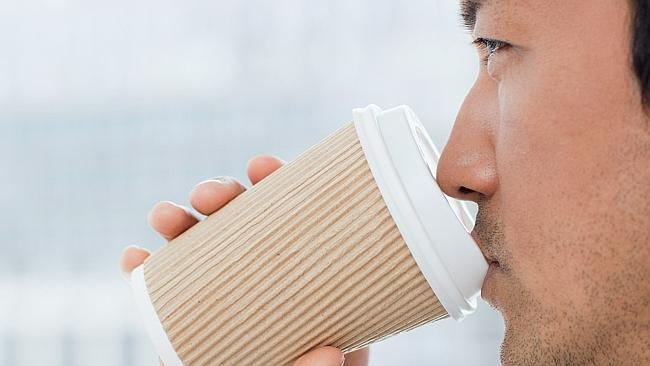 This cup's going to landfill but at least the contents are organic. Picture: Thinkstock.