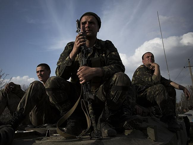 Pro-Russians killed in army clash