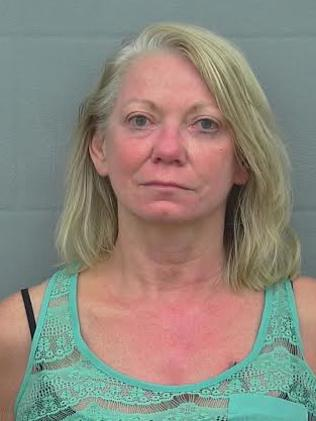 Arrested for having sex in public ... Margaret Ann Klemm. Picture: Sumter County Sheriff's Office