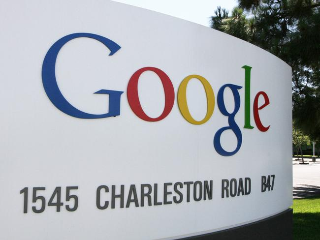 Tech giant Google is among those based in Silicon Valley.