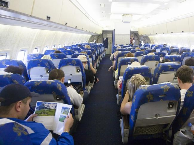 The cabin class worse than economy