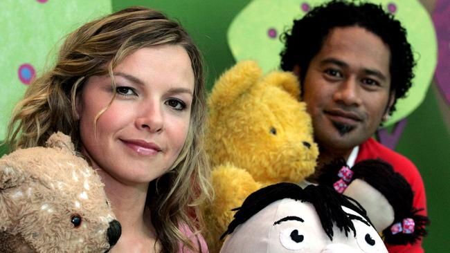 More than 70 presenters, including Justine Clarke and Jay Laga'aia, have hosted Play School.
