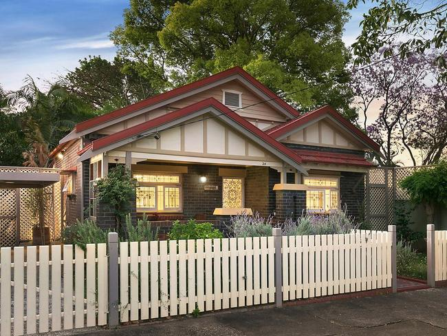 Home sells for $2.1m with sealed bid