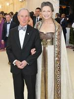 Michael Bloomberg and Diana Taylor attend the Heavenly Bodies: Fashion and The Catholic Imagination Costume Institute Gala at The Metropolitan Museum of Art on May 7, 2018 in New York City. Picture: Getty Images