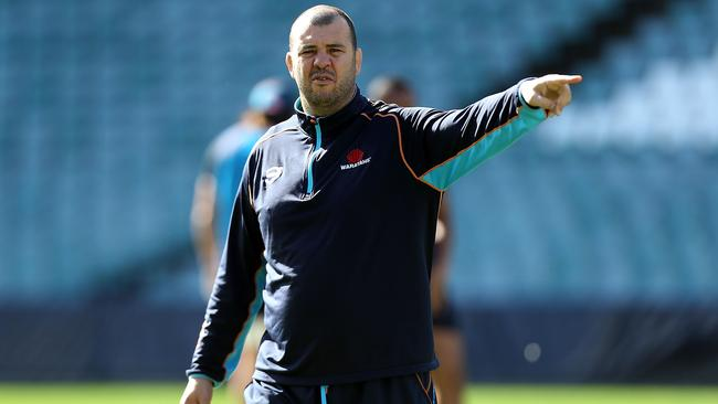 Michael Cheika has imbued the Waratahs with their own identity.