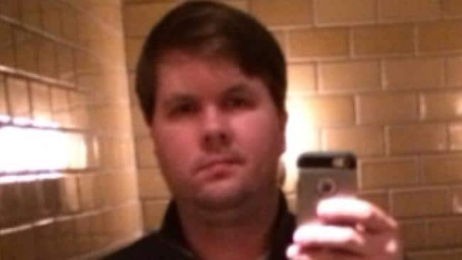 Facing a murder charge ... Justin Ross Harris. Picture: Twitter